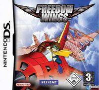 Portada oficial de Freedom Wings para NDS