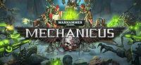 Portada oficial de Warhammer 40,000: Mechanicus para PC