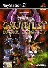 Portada oficial de Gauntlet: Dark Legacy para PS2