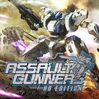 Portada oficial de Assault Gunners HD Edition para PS4