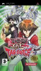 Portada oficial de de Yu-Gi-Oh! GX para PSP