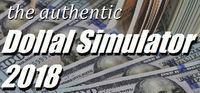 Portada oficial de Dollal Simulator 2018 para PC