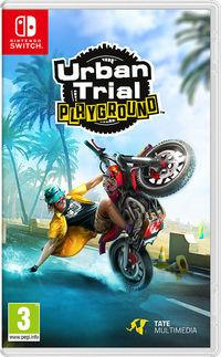 Portada oficial de Urban Trial Playground para Switch