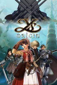 Portada oficial de Ys Origin para Xbox One