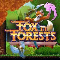 Portada oficial de Fox n Forests para PS4