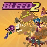 Portada oficial de Bleed 2 para Switch