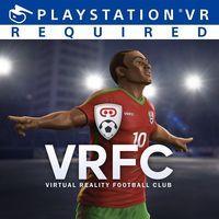 Portada oficial de VRFC Virtual Reality Football Club para PS4