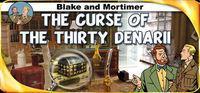 Portada oficial de Blake and Mortimer: The Curse of the Thirty Denarii para PC