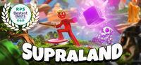 Portada oficial de Supraland para PC