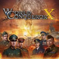 Portada oficial de World Conqueror X para Switch