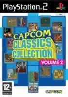 Portada oficial de de Capcom Classics Collection 2 para PS2