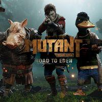 Portada oficial de Mutant Year Zero: Road to Eden para PS4