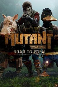 Portada oficial de Mutant Year Zero: Road to Eden para Xbox One