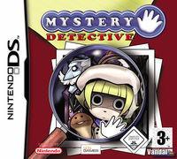 Portada oficial de Mystery Detective para NDS