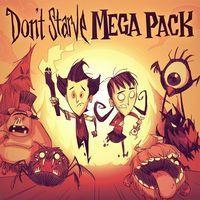 Portada oficial de Don't Starve Mega Pack para PS4