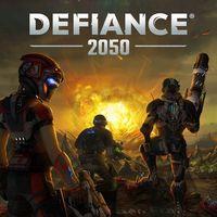 Portada oficial de Defiance 2050 para PS4