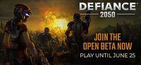 Portada oficial de Defiance 2050 para PC