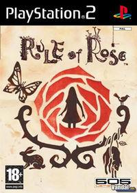 Portada oficial de Rule of Rose para PS2