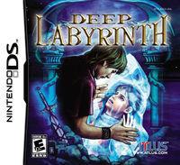 Portada oficial de Deep Labyrinth para NDS