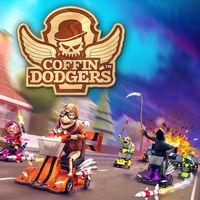 Portada oficial de Coffin Dodgers para Switch