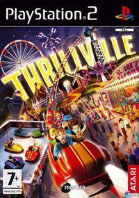 Portada oficial de Thrillville para PS2