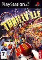 Portada oficial de de Thrillville para PS2