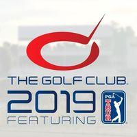 Portada oficial de The Golf Club 2019 para PS4