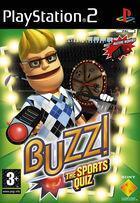 Portada oficial de de Buzz! Sports para PS2
