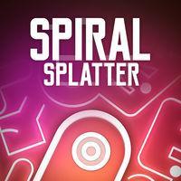 Portada oficial de Spiral Splatter para Switch