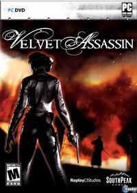 Portada oficial de Velvet Assassin para PC