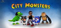 Portada oficial de City Monsters para PC
