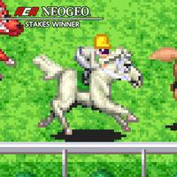 Portada oficial de NeoGeo Stakes Winner para Switch