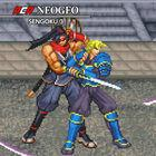 Portada oficial de de NeoGeo Sengoku 3 para Switch