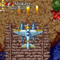 Portada oficial de NeoGeo Ghost Pilots para Switch