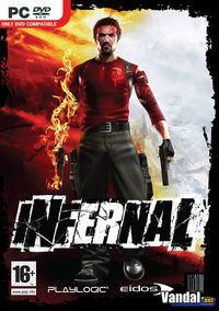 Portada oficial de Infernal para PC