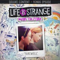 Portada oficial de Life is Strange: Before the Storm - Adiós para PS4