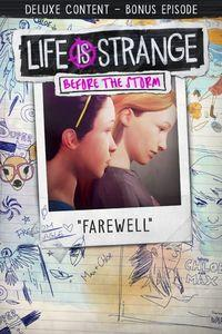 Portada oficial de Life is Strange: Before the Storm - Adiós para Xbox One