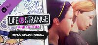 Portada oficial de Life is Strange: Before the Storm - Adiós para PC