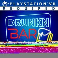 Portada oficial de Drunkn Bar Fight para PS4