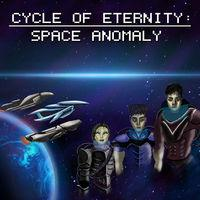 Portada oficial de Cycle of Eternity: Space Anomaly eShop para Nintendo 3DS