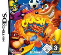 Portada oficial de Crash Boom Bang! para NDS