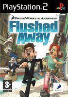 Portada oficial de de Flushed Away para PS2