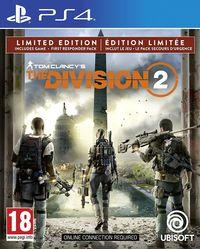 Portada oficial de Tom Clancy's The Division 2 para PS4