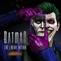 Portada oficial de Batman: The Enemy Within Episode 5 - Same Stitch para PS4
