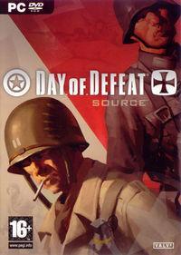 Portada oficial de Day of Defeat: Source para PC