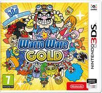 Portada oficial de WarioWare Gold para Nintendo 3DS