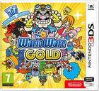 Portada oficial de de WarioWare Gold para Nintendo 3DS