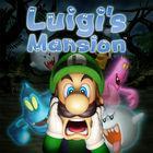 Portada oficial de de Luigi's Mansion para Nintendo 3DS