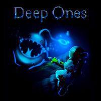 Portada oficial de Deep Ones para Switch