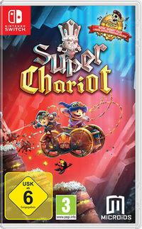 Portada oficial de Super Chariot para Switch